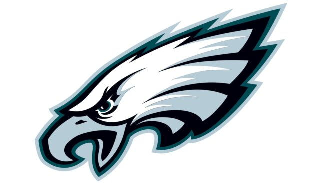 Philadelphia Eagles Logo 1996-Heute
