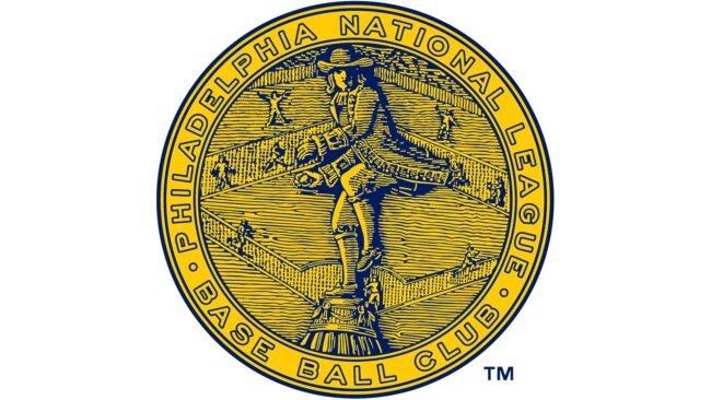 Philadelphia Phillies Logo 1938