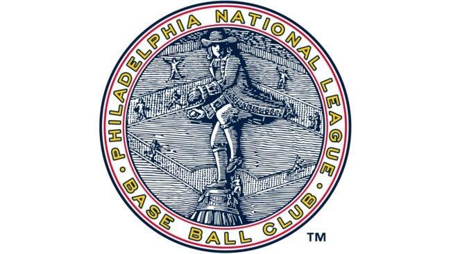 Philadelphia Phillies Logo 1939-1943