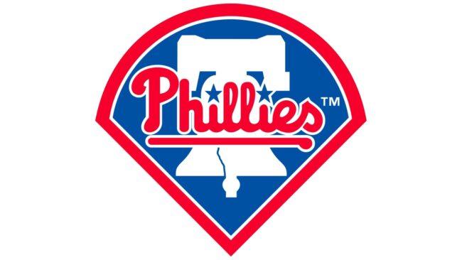 Philadelphia Phillies Logo 1992-2018
