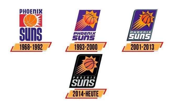 Phoenix Suns Logo Geschichte