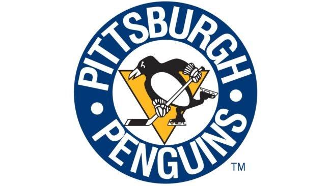 Pittsburgh Penguins Logo 1968-1972