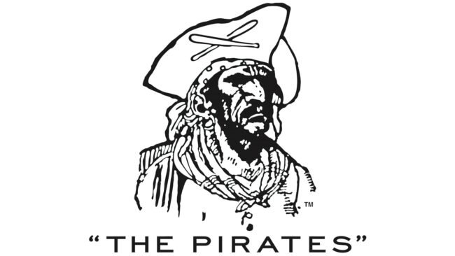 Pittsburgh Pirates Logo 1948-1957