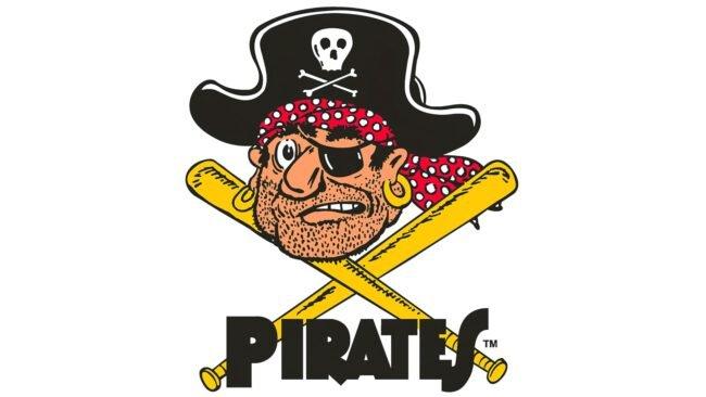 Pittsburgh Pirates Logo 1958-1966