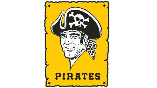 Pittsburgh Pirates Logo 1967-1986