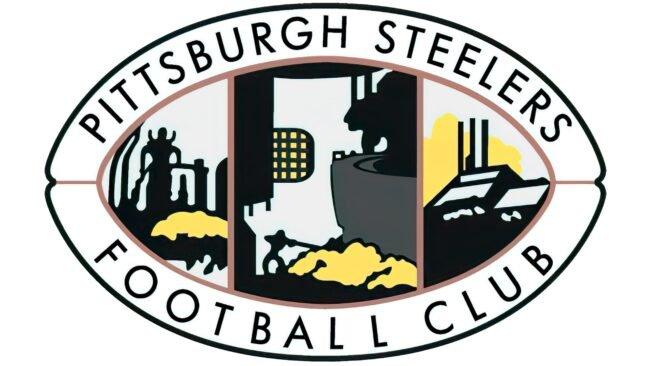 Pittsburgh Steelers Logo 1940-1942