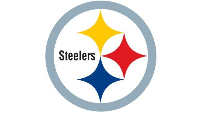 Pittsburgh Steelers Logo 1969-2001