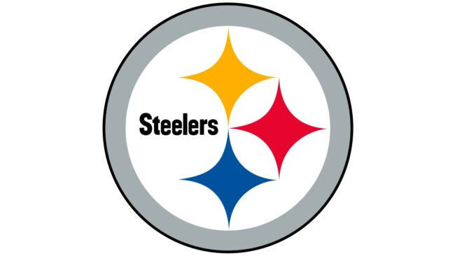 Pittsburgh Steelers Logo 2002-Heute