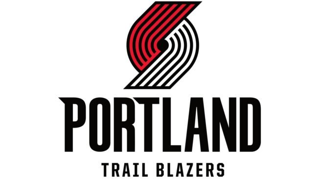 Portland Trail Blazers Logo 2017-Heute