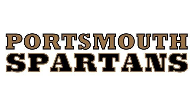 Portsmouth Spartans Logo 1929-1933