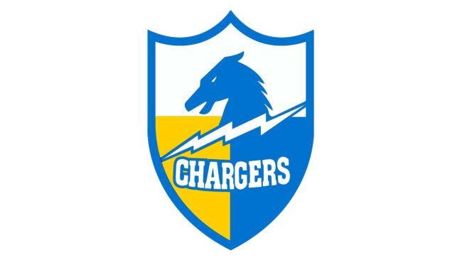 San Diego Chargers Logo 1961-1973