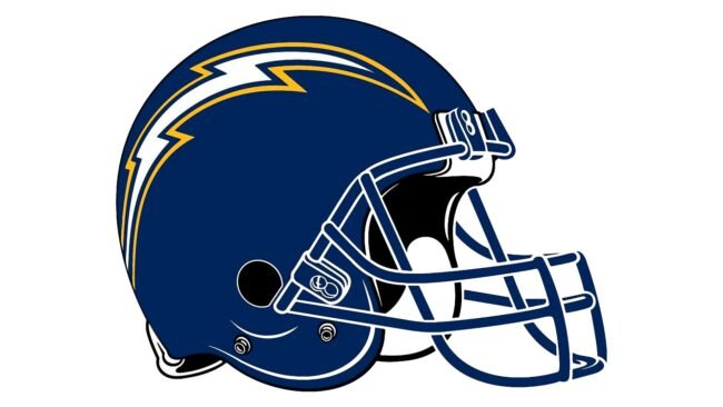 San Diego Chargers Logo 1988-2001