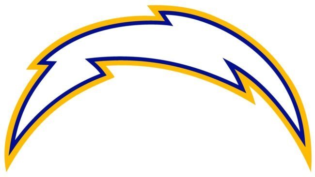 San Diego Chargers Logo 2002-2006