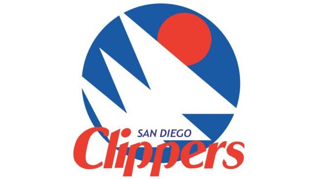 San Diego Clippers Logo 1979-1982