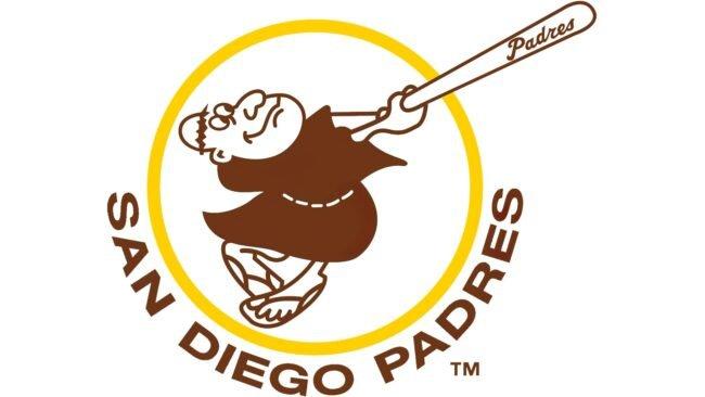 San Diego Padres Logo 1969-1984