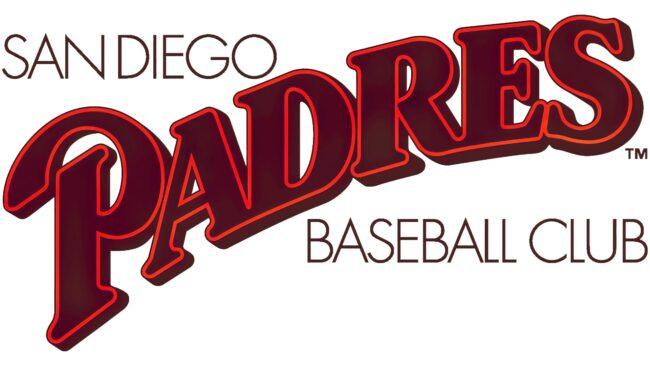 San Diego Padres Logo 1985