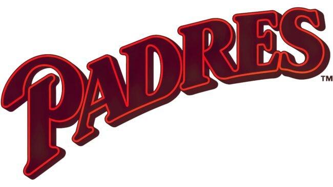 San Diego Padres Logo 1986-1989