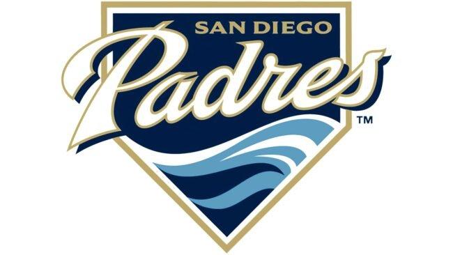 San Diego Padres Logo 2004-2010