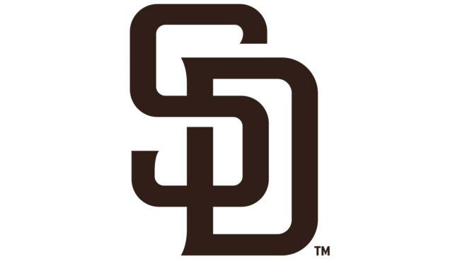 San Diego Padres Logo 2020-Heute