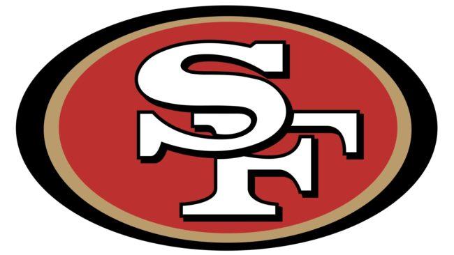 San Francisco 49ers Logo 1996-2008