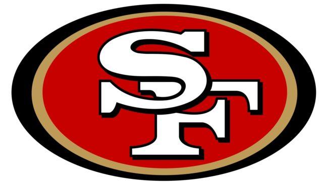San Francisco 49ers Logo 2009-Heute