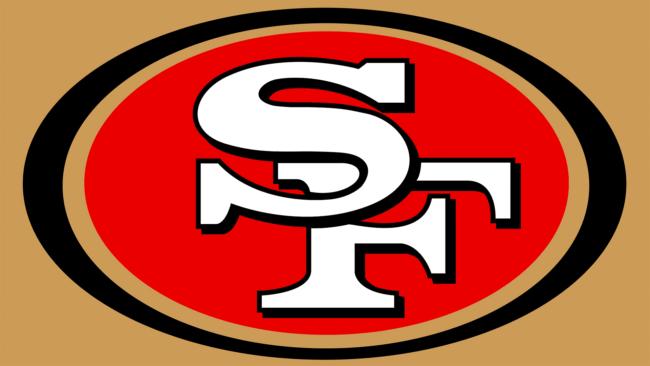 San Francisco 49ers Zeichen