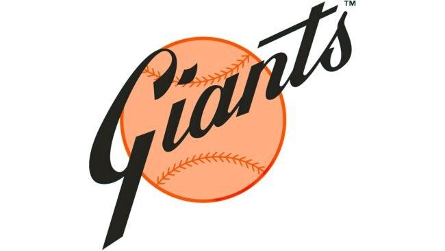 San Francisco Giants Logo 1968-1972