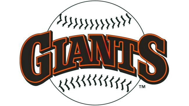 San Francisco Giants Logo 1983-1993