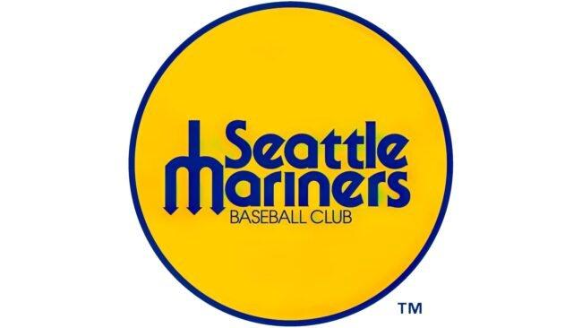Seattle Mariners Logo 1977-1980