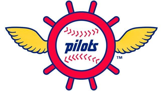 Seattle Pilots Logo 1969