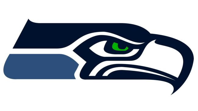 Seattle Seahawks Logo 2002-2011