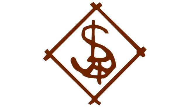 St. Louis Browns Logo 1906-1907