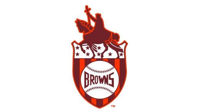 St. Louis Browns Logo 1936-1951