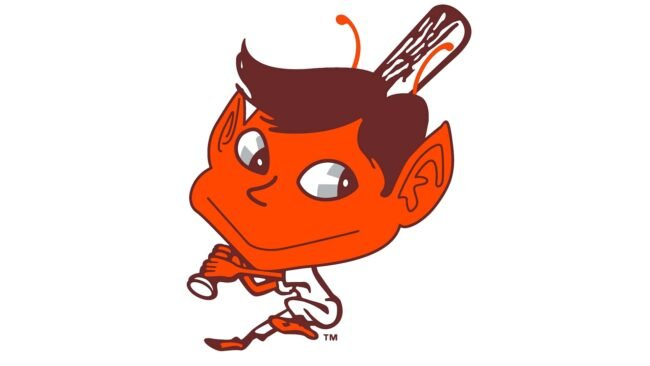 St. Louis Browns Logo 1952-1953