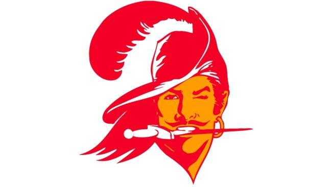 Tampa Bay Buccaneers Logo 1976-1996