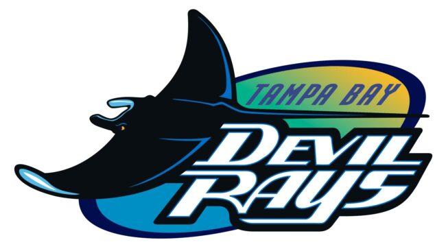 Tampa Bay Devil Rays Logo 1998-2000