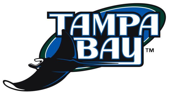 Tampa Bay Devil Rays Logo 2001-2007
