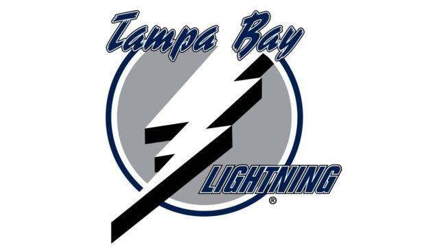 Tampa Bay Lightning Logo 2001-2007