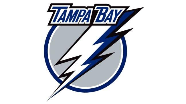Tampa Bay Lightning Logo 2007-2011