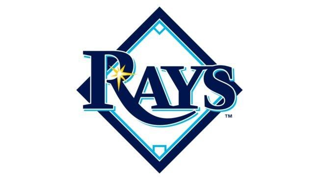 Tampa Bay Rays Logo 2008-2018