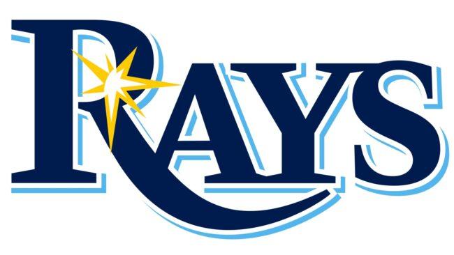 Tampa Bay Rays Logo 2019-Heute