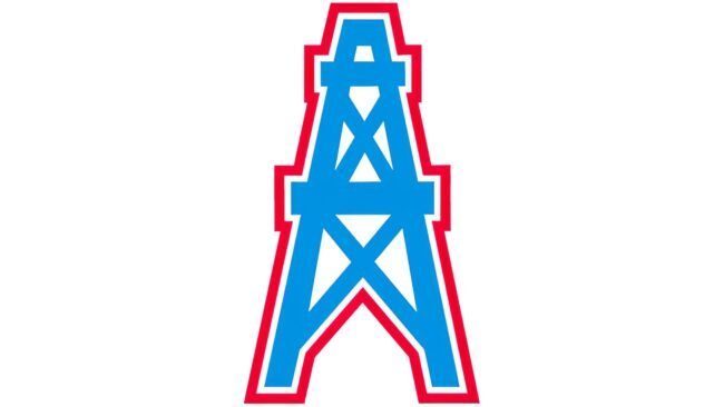 Tennessee Oilers Logo 1997-1998