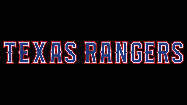 Texas Rangers Zeichen