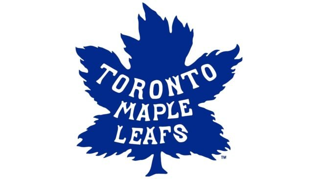 Toronto Maple Leafs Logo 1927-1938