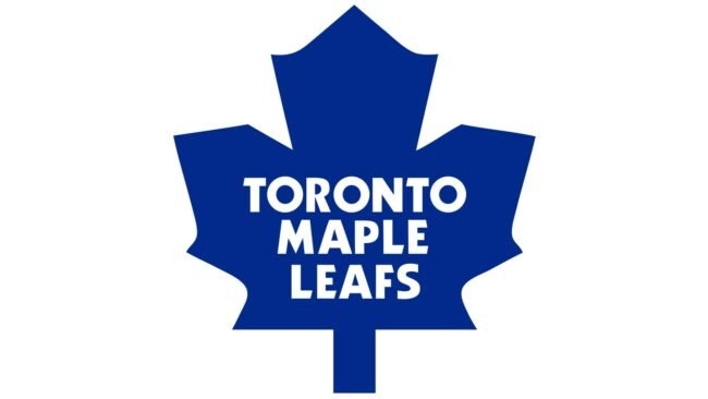 Toronto Maple Leafs Logo 1982-1987