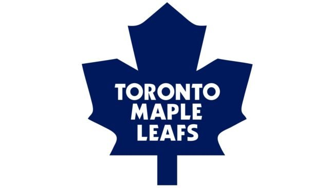 Toronto Maple Leafs Logo 1987-2016