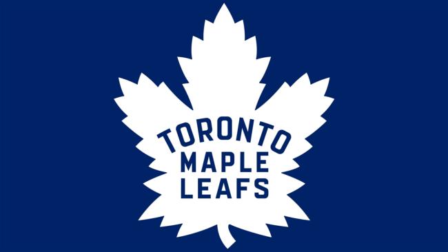Toronto Maple Leafs Zeichen
