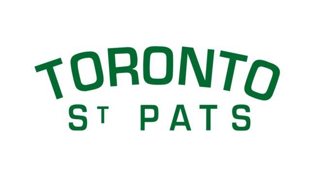 Toronto St. Patricks Logo 1919-1922