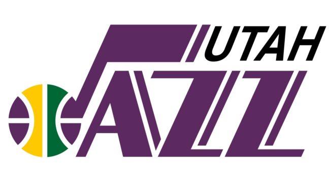 Utah Jazz Logo 1980-1996