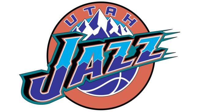Utah Jazz Logo 1997-2004